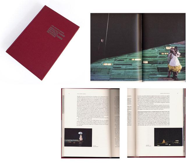 book: arquitecturas em palco