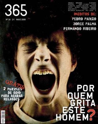 365 magazine. nº 26. may 2008