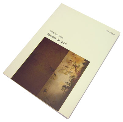 book: marcas de urze. 2008