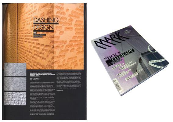 mark magazine. fall 2006