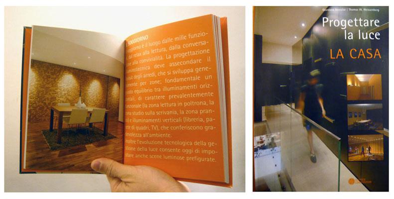 book: progettare la luce
